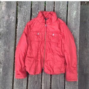 Brooklyn Industries Coat Lined Double Zipper